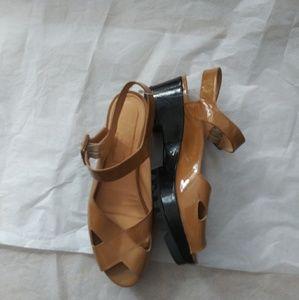 Robert Clergerie Platform Sandals 9.5